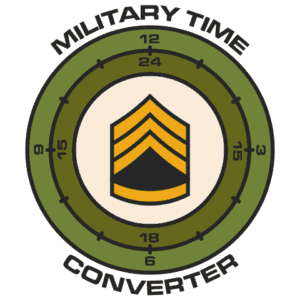 Military Time Clock >> Current Military Time Clock Tool Based On Chosen Location