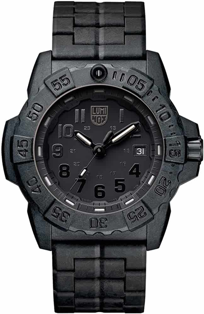 Luminox Navy Seals Black Out Edition