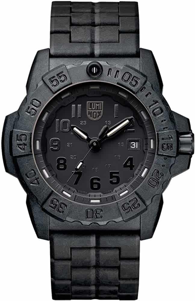 Luminox Navy Seals Black Out Edition