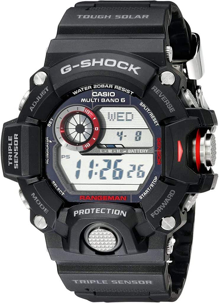 watches used by special forces